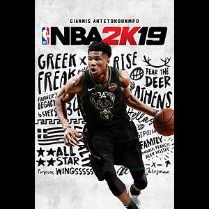 NBA 2K19 Xbox One Digital Code