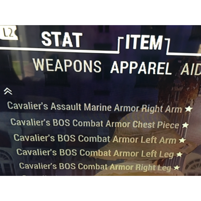 Apparel | Cavalier Assassin Armor - Individual Piece - In