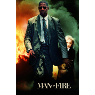 Man on Fire HD foxredeem.com