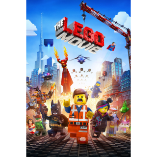 The Lego Movie 4K UHD moviesanywhere.com