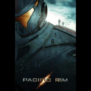 Pacific Rim HD moviesanywhere.com