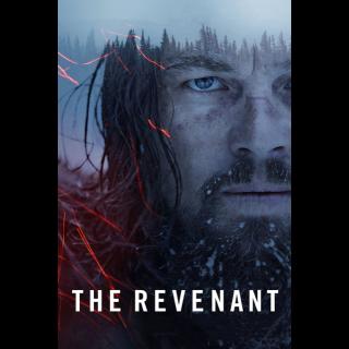 The Revenant HD moviesanywhere