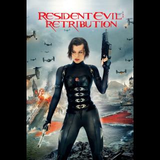 Resident Evil: Retribution HD moviesanywhere.com