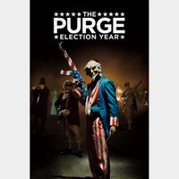 The Purge: Election Year HD MA