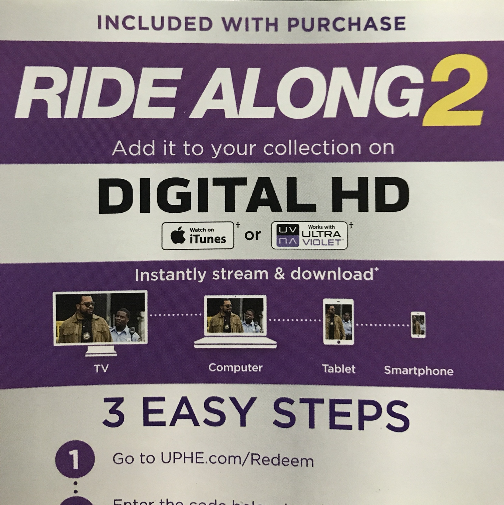 download ride along 2