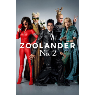 Zoolander 2 HD paramountmovies.com