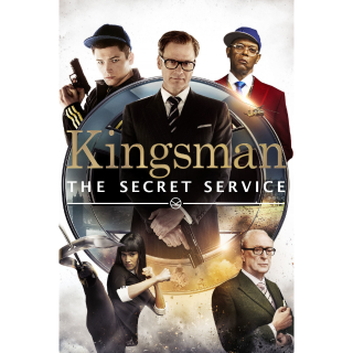 Kingsman: The Secret Service HD moviesanywhere.com