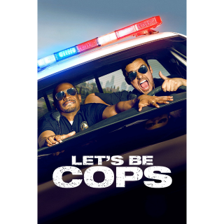 Let's Be Cops HD moviesanywhere.com