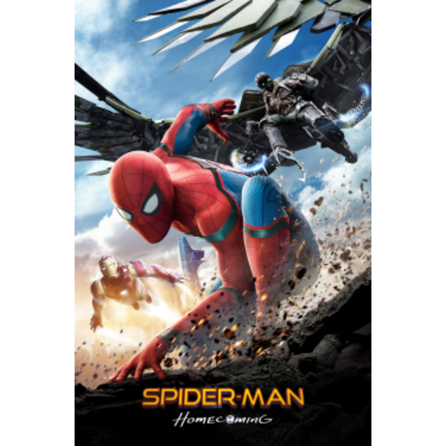 Spider-Man: Homecoming HD movies anywhere.com