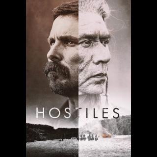 Hostiles HD movieredee.com iTunes Google Play Fandango VUDU