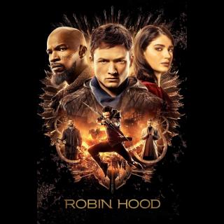 Robin Hood 4K UHD movieredeem.com