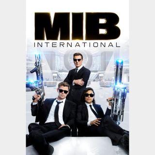 Men in Black: International HD MA