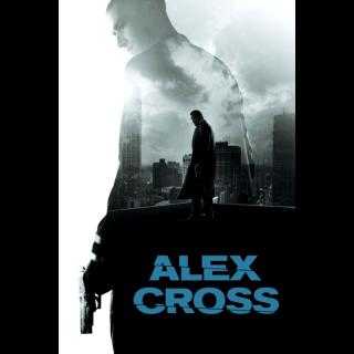 Alex Cross HD redeem at movieredeem.com