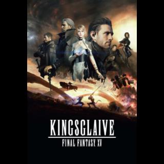 Kingsglaive Final Fantasy XV HD movies anywhere.com