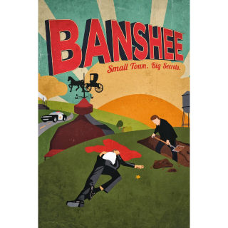 Banshee The Complete First Season hbodigitalhd.com 1 1st