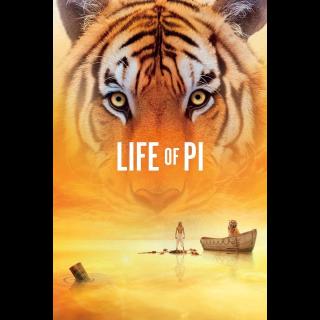 Life of Pi HD fox redeem