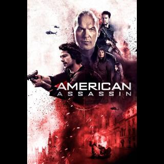 American Assassin HD movieredeem.com