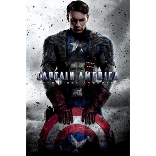 Captain America: The First Avenger HD moviesanywhere.com