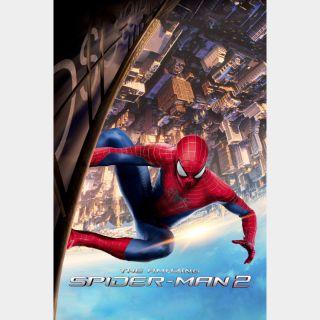 The Amazing Spider-Man 2 HD MA