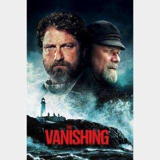 The Vanishing HD movieredeem.com VUDU, Fandango, Google Play