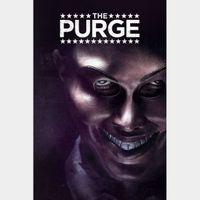 The Purge HD MA
