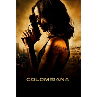 Colombiana HD MA