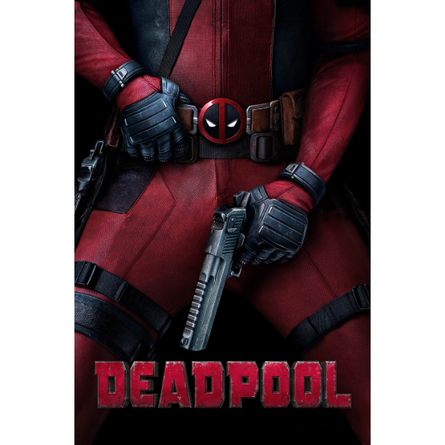 Deadpool 4k UHD Digital Download Movies Anywhere