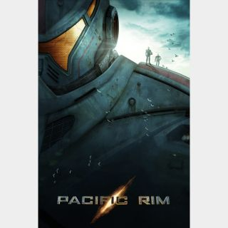 Pacific Rim HD MA