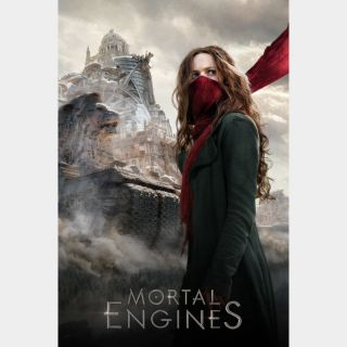 Mortal Engines 4K UHD MA
