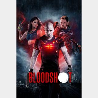 Bloodshot HD MA