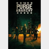 The Purge: Anarchy HD MA