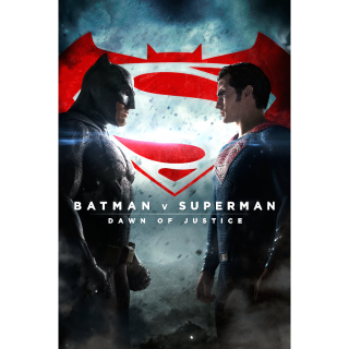 Batman v Superman: Dawn of Justice 4K UHD moviesanywhere.com