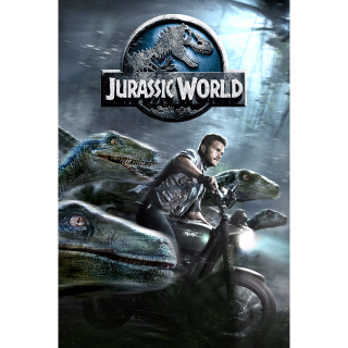 Jurassic World  HD digital download UV UltraViolet US ONLY
