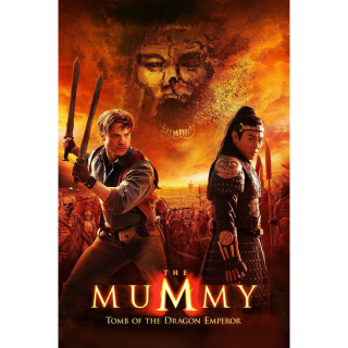 The Mummy: Tomb of the Dragon Emperor HD moviesanywhere.com