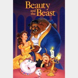 Beauty and the Beast 4K MA