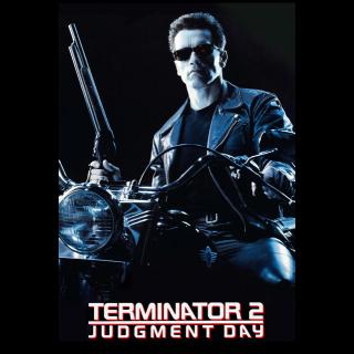 Terminator 2: Judgment Day 4K UHD redeemmovie.com