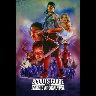 Scouts Guide to the Zombie Apocalypse HD paramountmovies.com iTunes VUDU Fandango