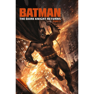Batman: The Dark Knight Returns, Part 2  HD digitalredeem.warnerbros.com