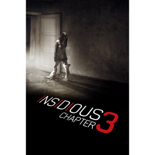 Insidious: Chapter 3 HD moviesanywhere.com