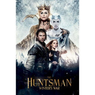 The Huntsman: Winter's War Extended Edition 4K moviesanywhere.com