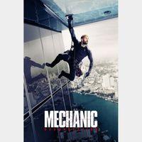 Mechanic: Resurrection HD movieredeem.com iTunes, VUDU, Fandango, Google Play