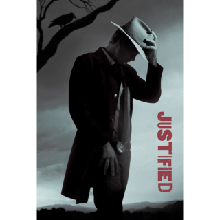 Justified the complete fourth season HD redeem at sonypictures.com
