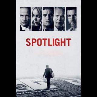 Spotlight HD moviesanywhere.com