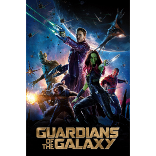 Guardians of the Galaxy HD moviesanywhere.com