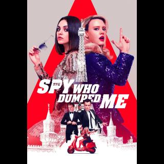 The Spy Who Dumped Me HD movieredeem.com