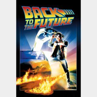 Back to the Future HD MA