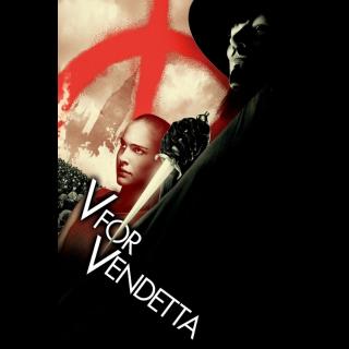 V for Vendetta HD moviesanywhere.com