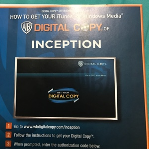 wb digital copy