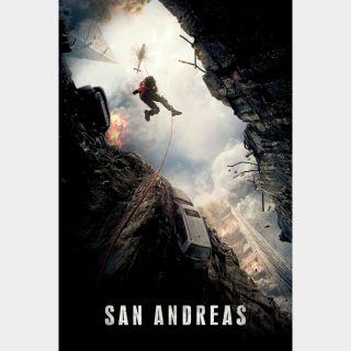 San Andreas 4K MA