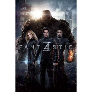 Fantastic Four HD moviesanywhere.com